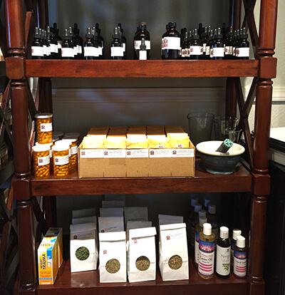 We still hand make many of our tried-and-true supplements and remedies at Windrose!