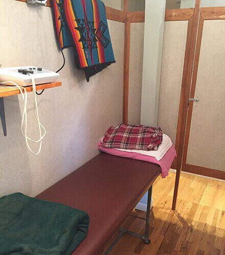 One of our Hydro Therapy rooms.